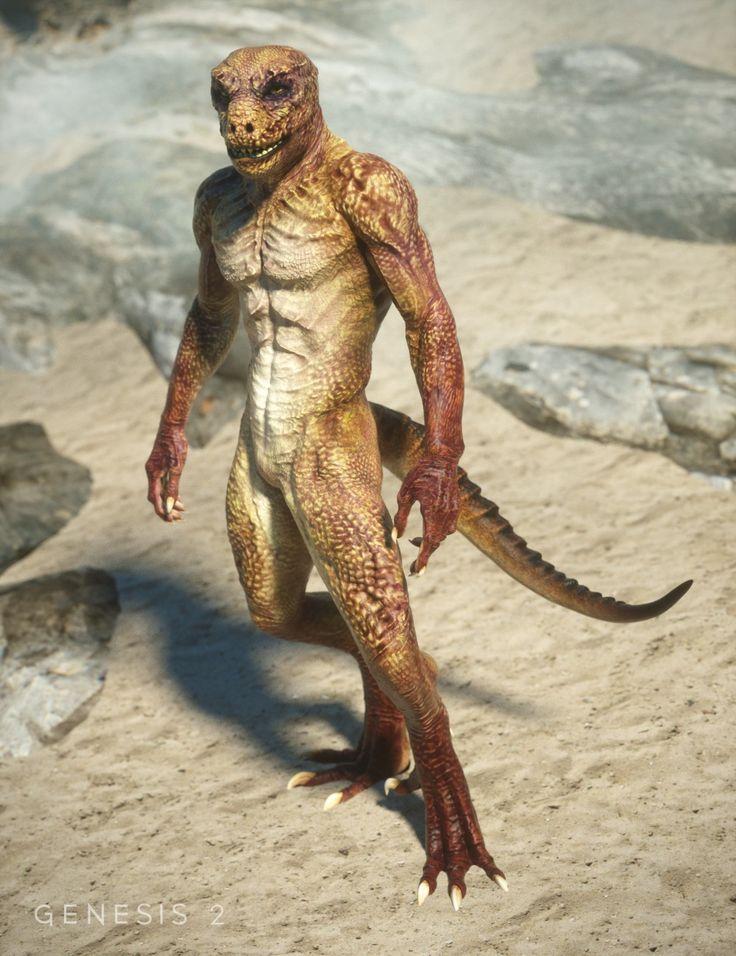 reptilen