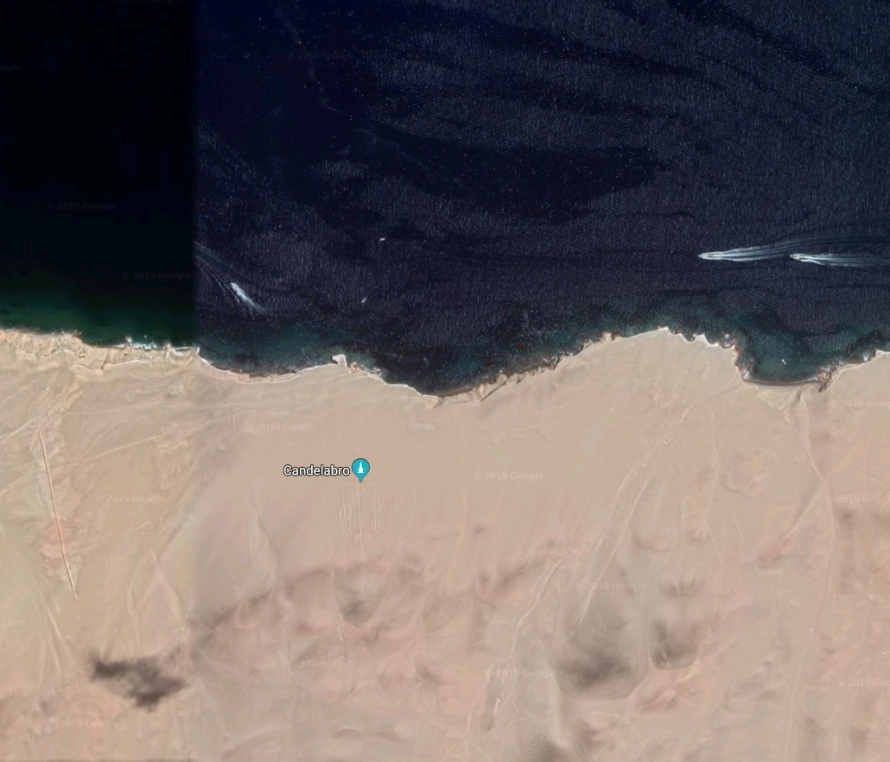 Baie de Paracas