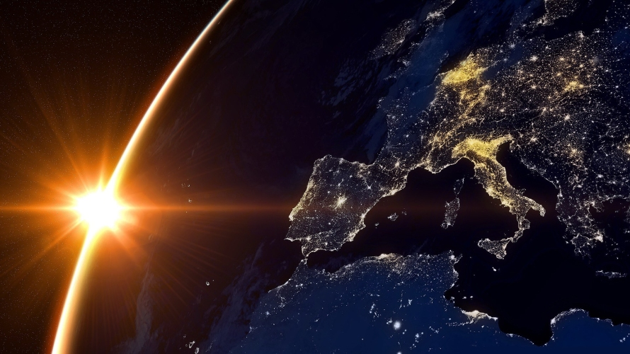 Europe-From-Space-In-The-Night