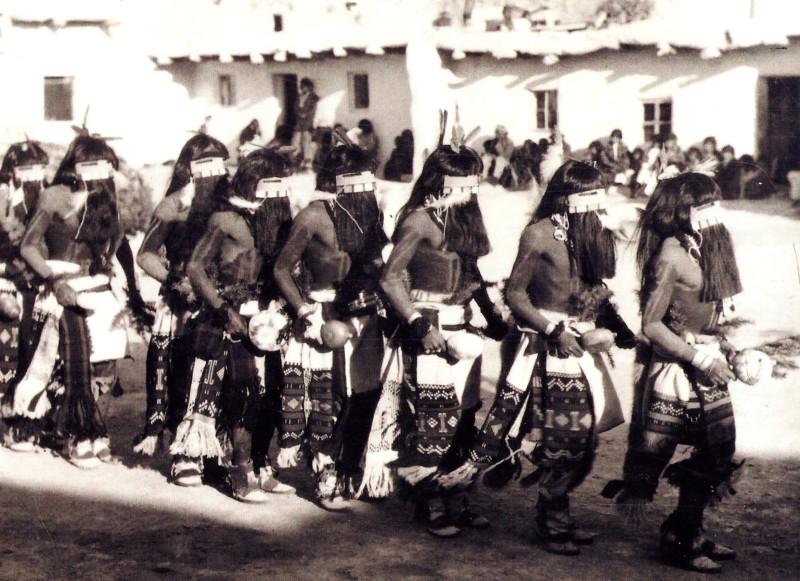 kachina-dance