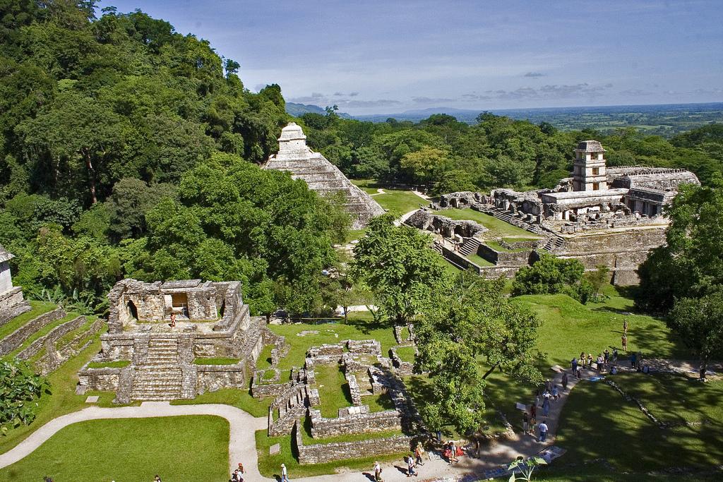 ville-antique-maya-palenque