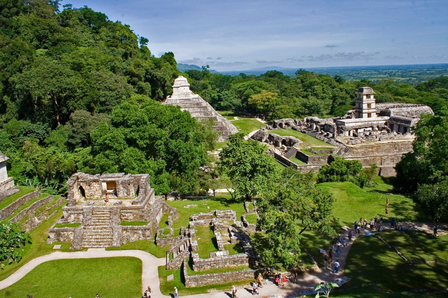 ville-antique-maya-palenque