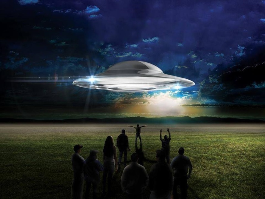 arrivee extraterrestres