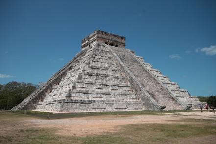 Pyramide de Chichen Itzá