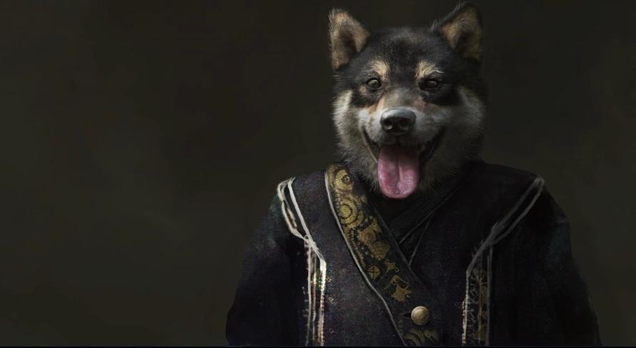 être canin de Canis Major 2
