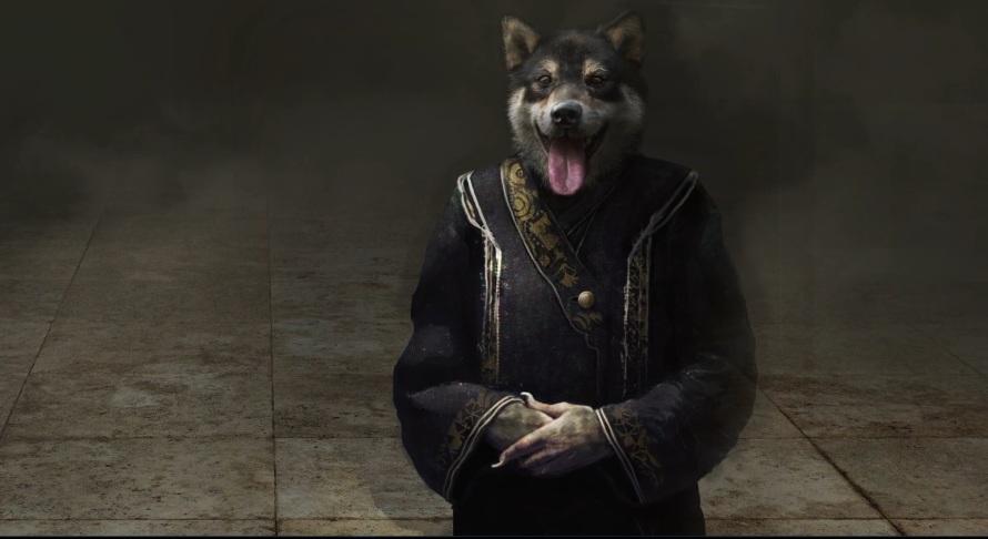 être canin de Canis Major