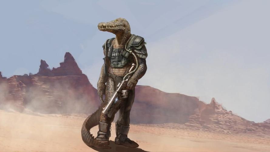 draconiens de mars par andy cramer
