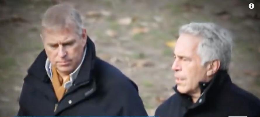 Epstein & Prince Andrew