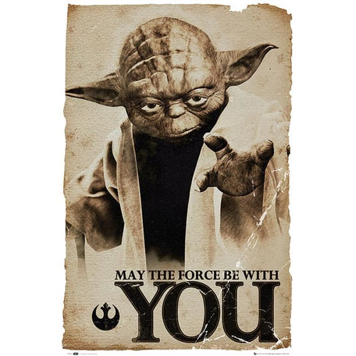 poster-star-wars-yodamay-the-force-be-with-you